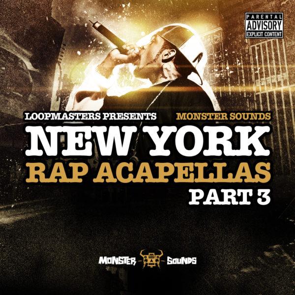 NEW YORK RAP VOL 3