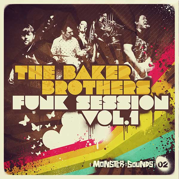 THE BAKER  BROTHERS Vol. 1