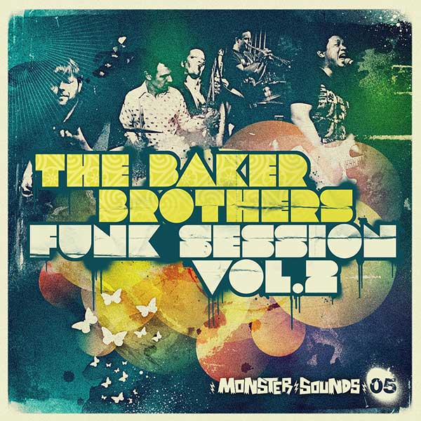 THE BAKER BROTHERS Vol 2