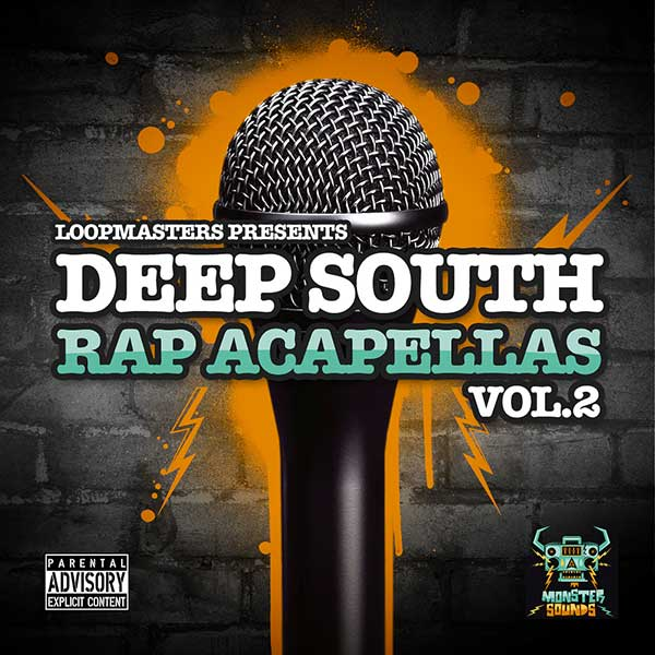 DEEP SOUTH RAP ACAPELLAS