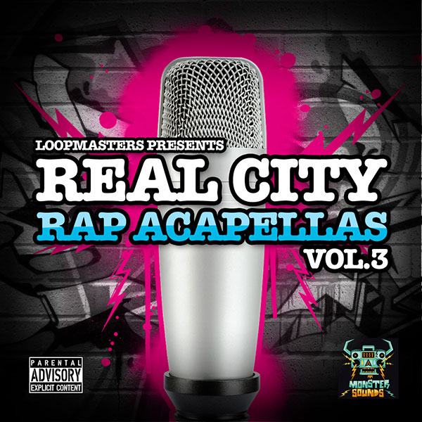 REAL CITY RAP ACAPELLAS