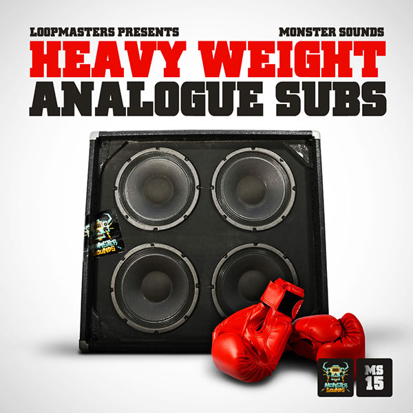 HEAYWEIGHT ANALOGUE  SUBS