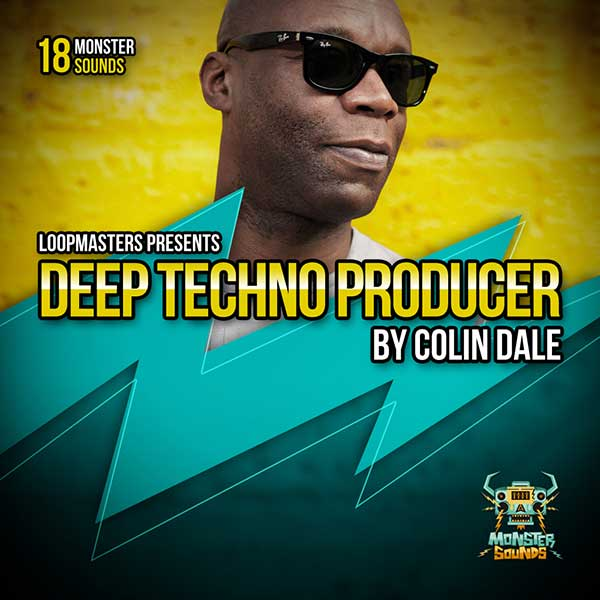 COLIN DALE DEEP TECHNO