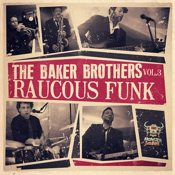THE BAKER BROTHERS VOL3