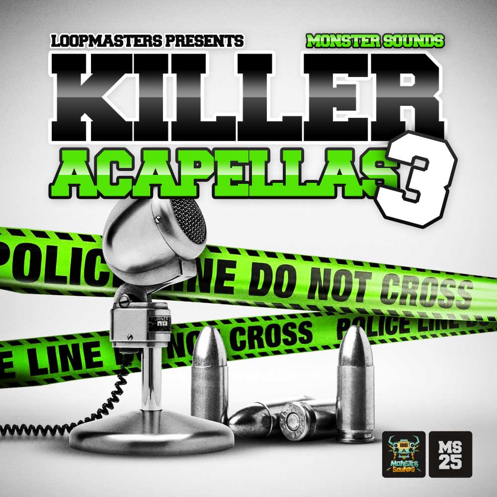KILLER ACAPELLAS VOL3
