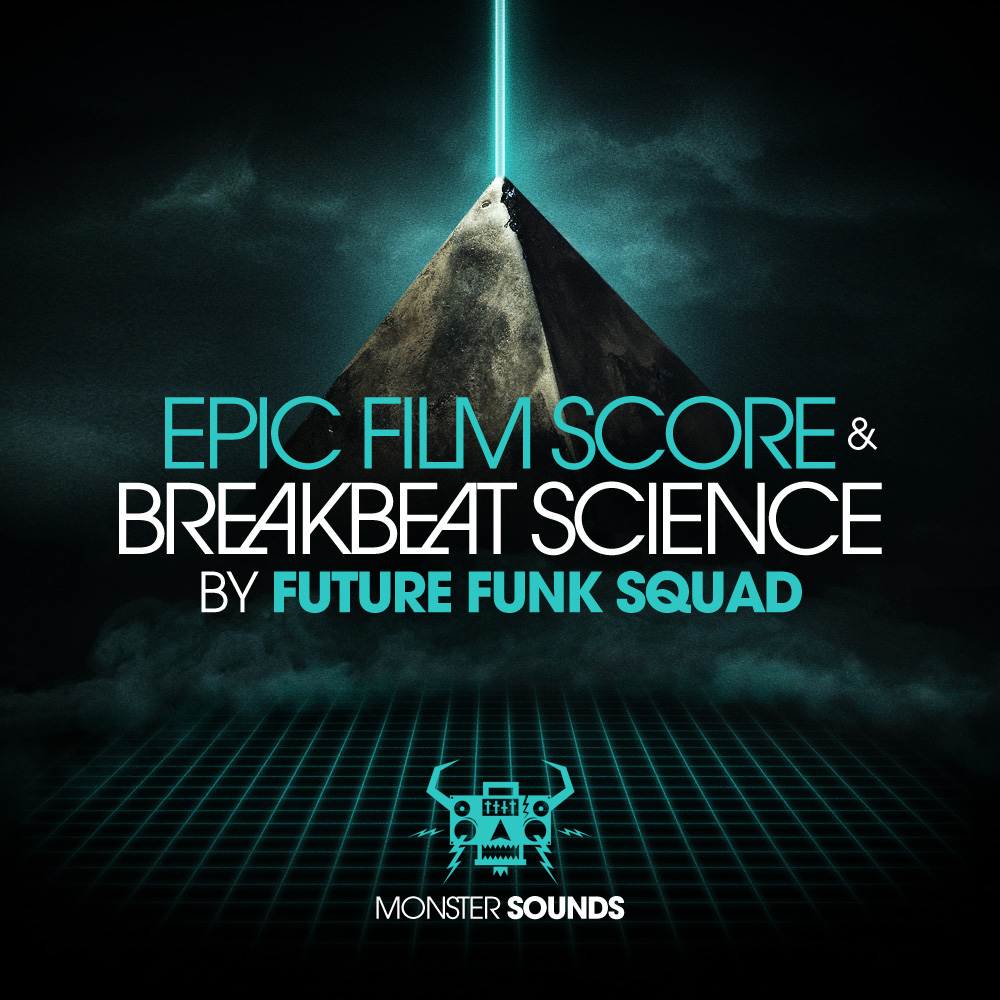 FUTURE FUNK SQUAD PRESENT EPIC FILM SCORE AND BREAKBEAT SCIENCE